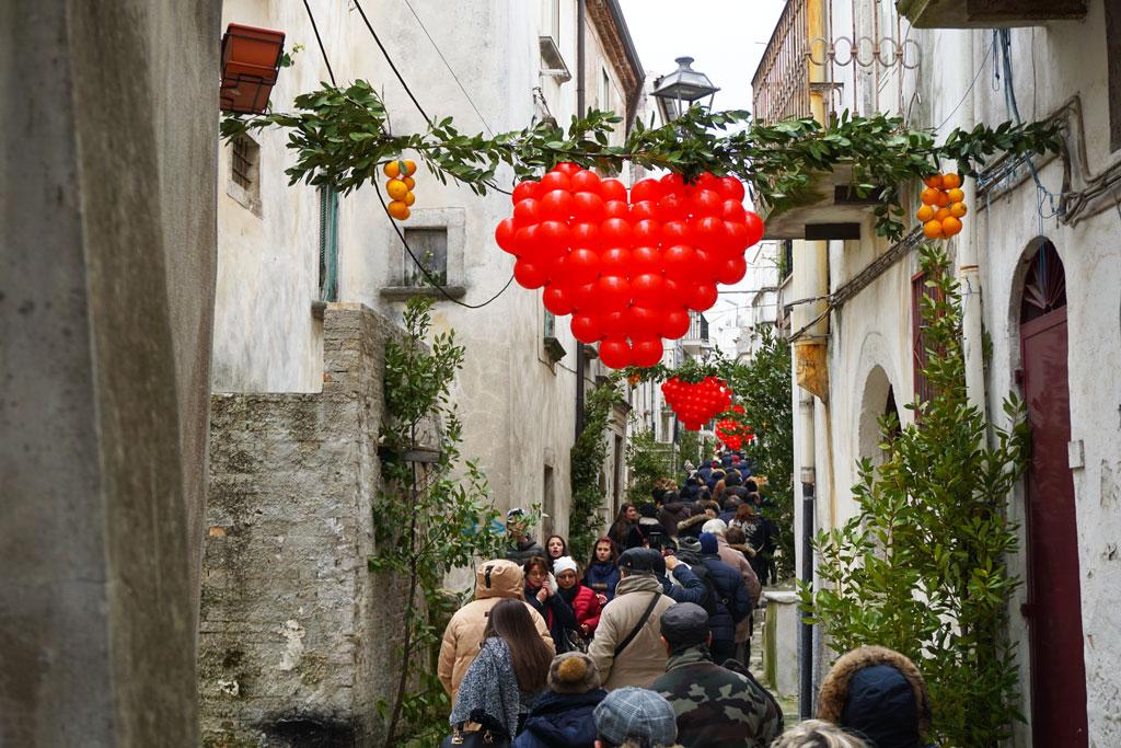 san valentino vico del Gargano